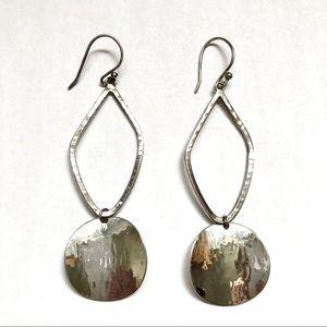 Silpada Spoonful of Silver dangle earrings W3067